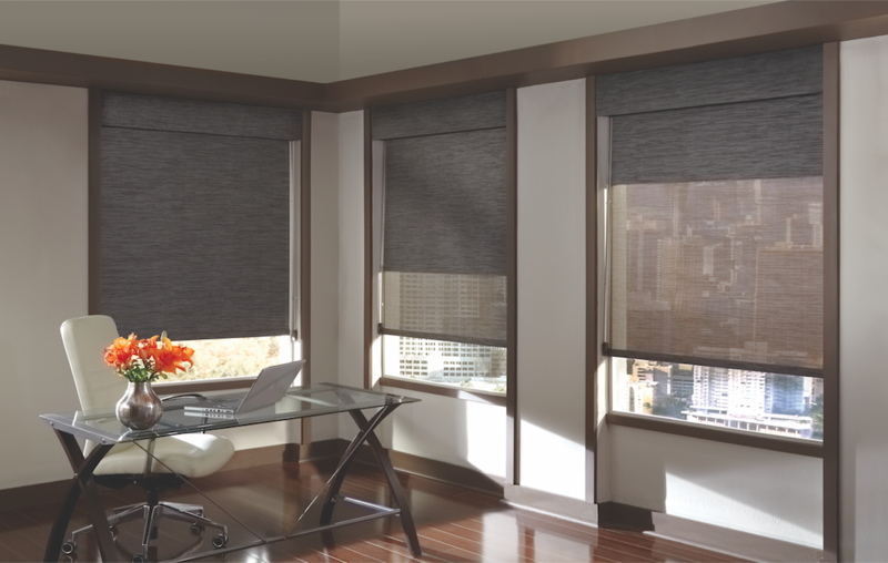 Designer Roller Shades offer a clean and contemporary look. With todays growing trend towards minimalism, Designer Roller Shades offers function and form all in one.
